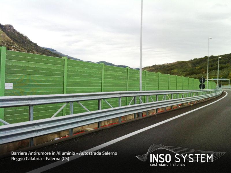 Barriera-Antirumore-in-Alluminio---Autostrada-Salerno-Reggio-Calabria---Falerna-(CS)