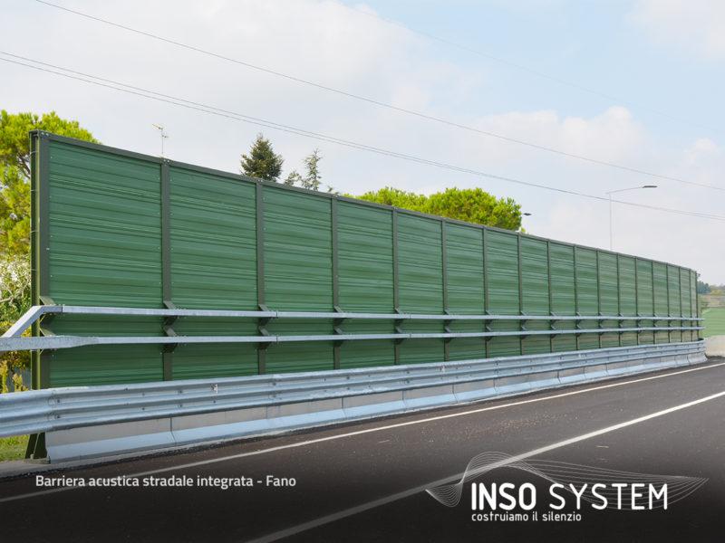 Barriera-acustica-stradale-integrata---Fano
